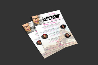 Corretta Doctor (Event Flyer)