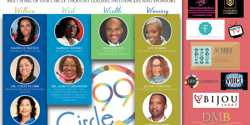 Circle of 99 Global Business Summit