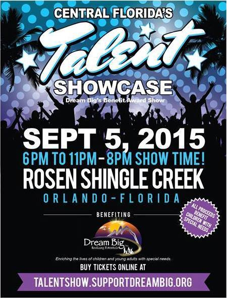 Central Florida's Talent Showcase