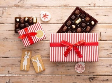 Out of The Box Christmas Chocolate Gift Ideas