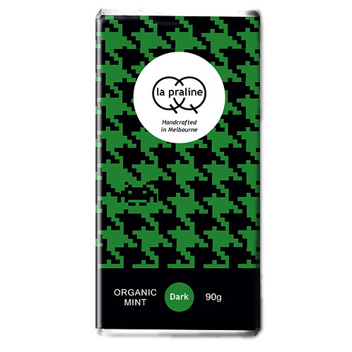 Organic Mint - Dark Chocolate - 90g
