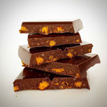 Red Gum Honeycomb and dark chocolate,  a
