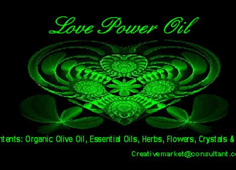 Love Power Oil