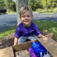 Care Package for a Family in Need