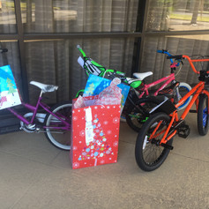 Christmas Donations for Salvation Army
