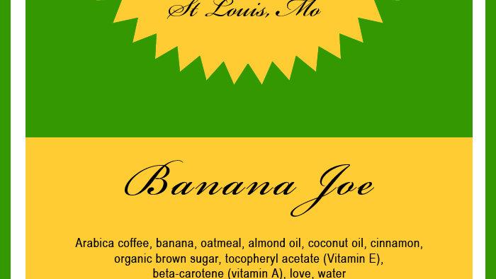 Banana Joe Coffee Scrub