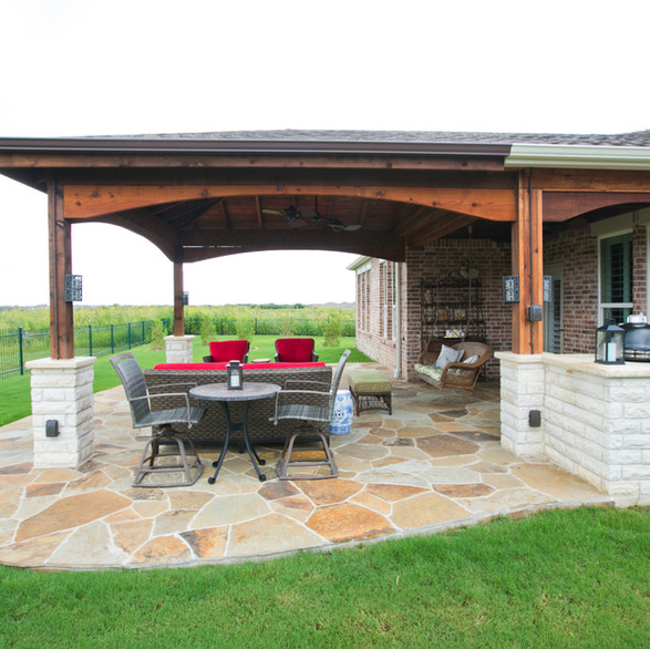 Stone | Concrete | Wood Patios