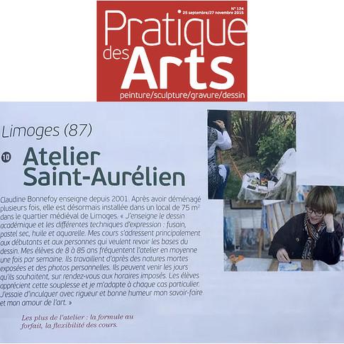 Magazine Pratique des Arts
