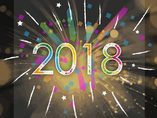 Bonne Année 2018!!!