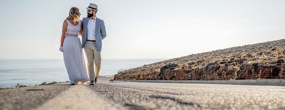 Married couple walking - credit: Eikonotopio.gr