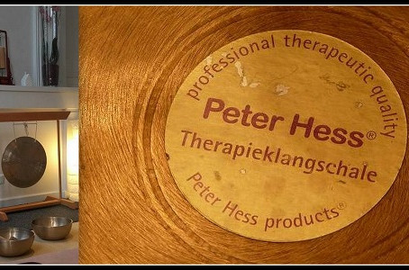 LE MASSAGE SONORE SELON PETER HESS.  GAGE DE QUALITE
