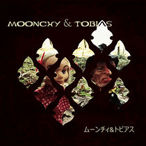 Moonchy & Tobias front cover with Japane