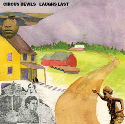 circus devils LAUGHS LAST cover