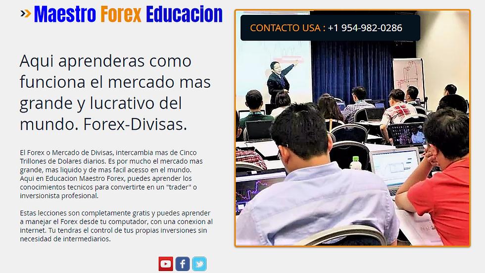 Educacion Forex