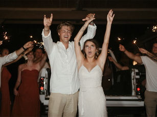Z + B | A Boho-inspired summer wedding at the Milestone in Georgetown, Texas