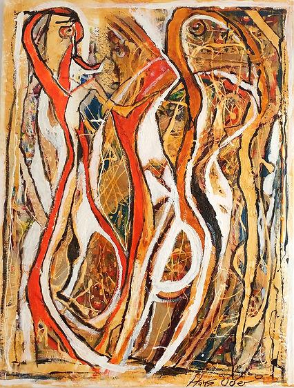 Hans Uder Painting