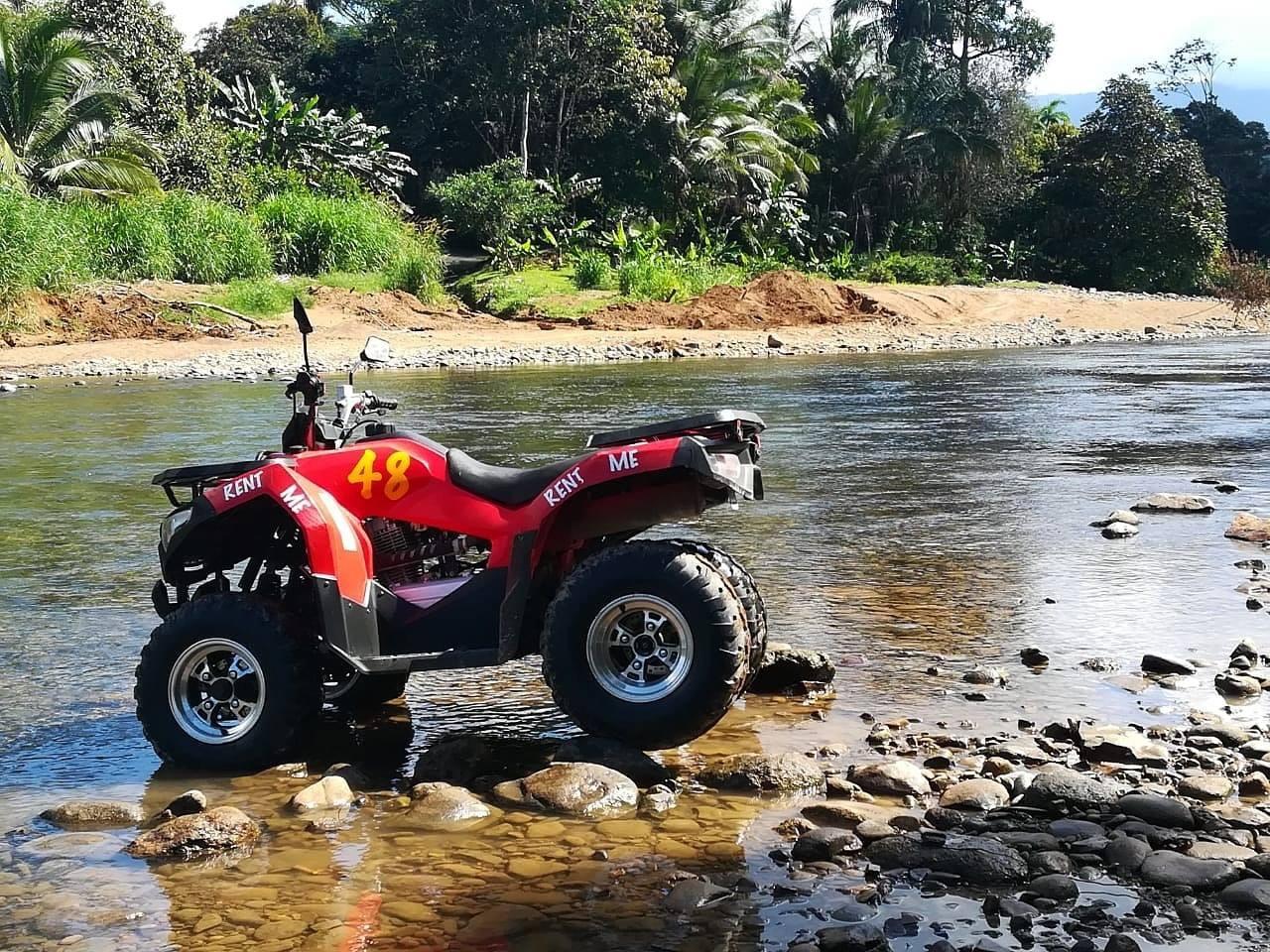 ATV Tour Costa Rica
