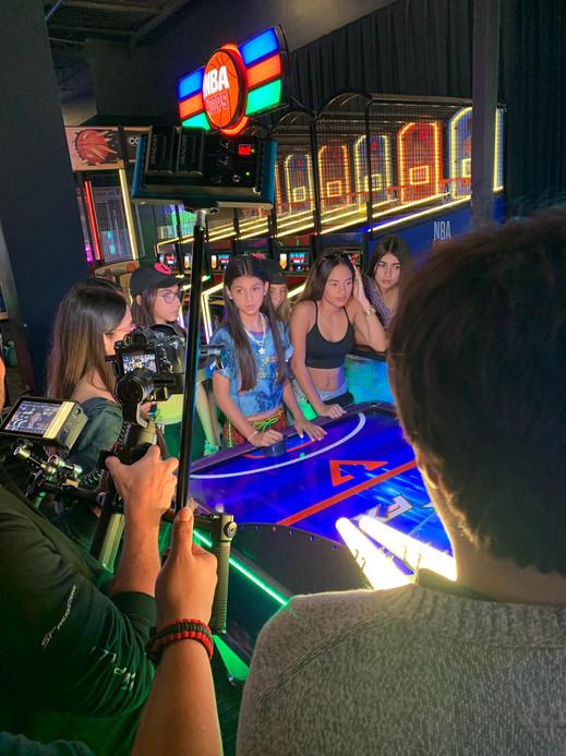 Behind The Scenes - Grabación Video CONTIGO