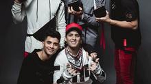 CNCO triunfa en los Latin American Music Awards 2018