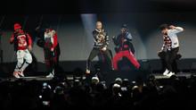 """Estrellas del KQ Live Concert hacen """"vibrar"""" al Choliseo"""