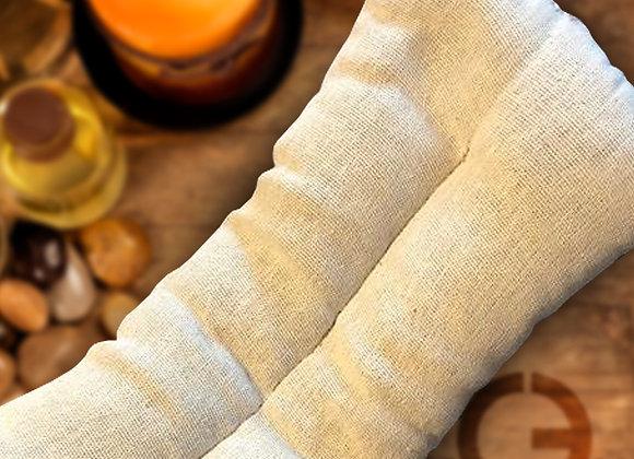Almohadas Medicinales con Hierbas Naturales
