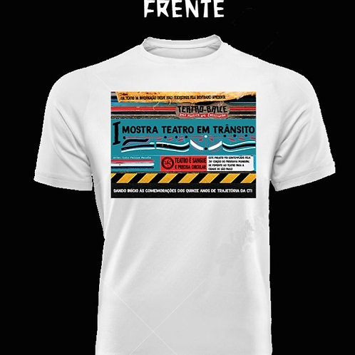 Camiseta Mostra em Trânsito