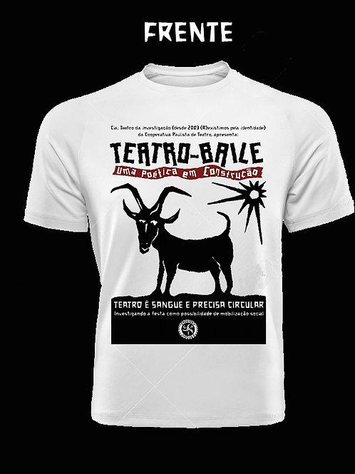 Camiseta TEATRO-BAILE - BODE