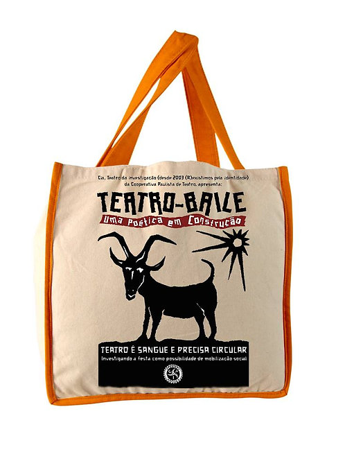 Eco Bag do Teatro-Baile