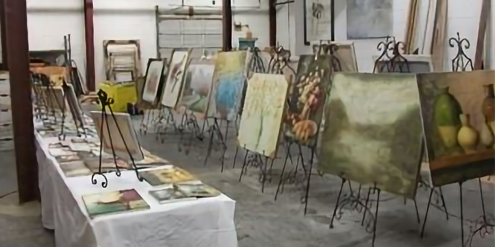 Little River Art and Framing Supplier Event