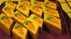 Jamajka-ciasto marchewkowe
