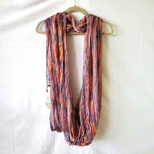 Collection18 Infinity Scarf - New