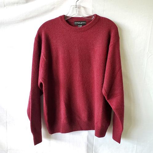 Robert Banks New York Merino Wool & Angora Sweater - M
