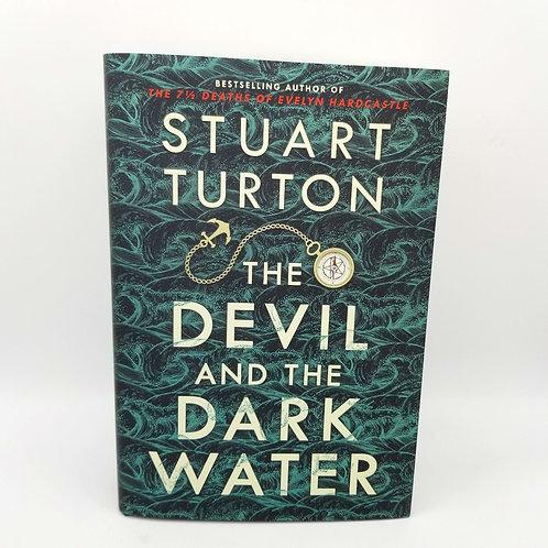 The Devil and the Dark Sea by Stuart Turton