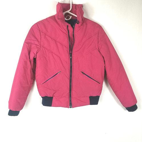 Vintage CB Raspberry Jacket