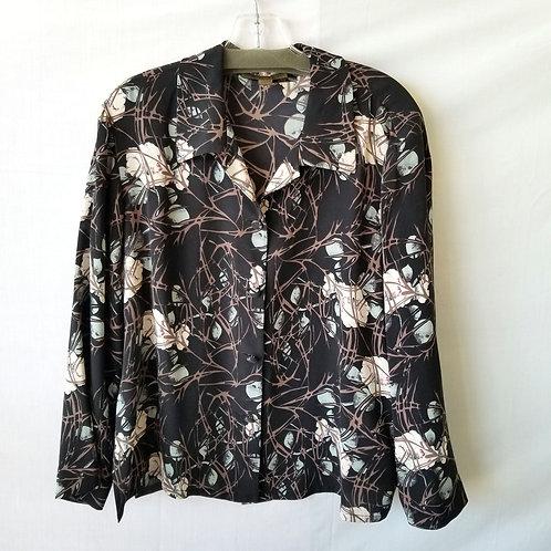 Harari Silk Blouse - XL