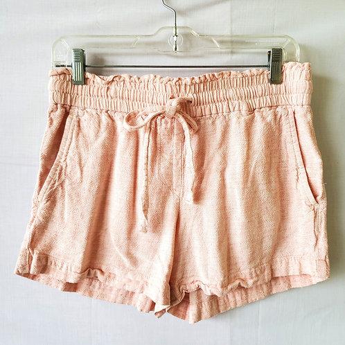LOFT Outlet Linen Blend Shorts - S