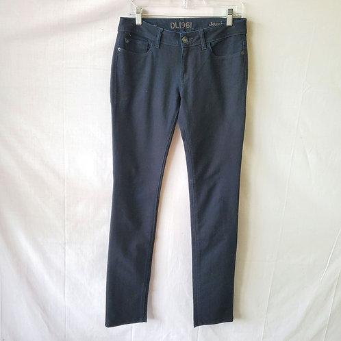 DL1961 Dark Wash 'Jessica' Skinny Jeans - size 29