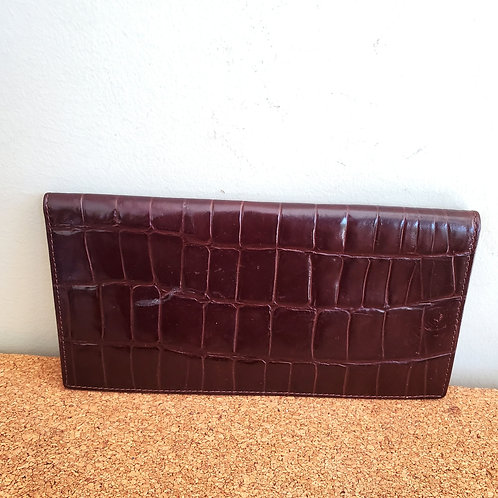 Tryst Slim Leather Wallet