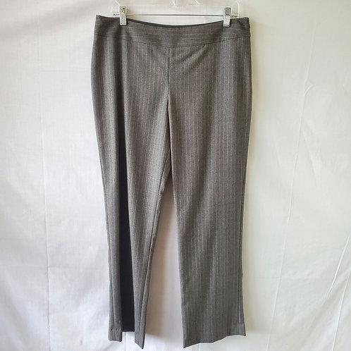 Giorgio Armani Pinstripe Wool Pants - size 44
