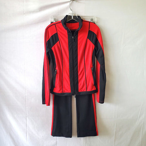 Marolli New York Red & Black Track Suit - XS