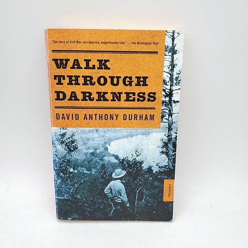 Walk Through Darkness by David Anthony Durham