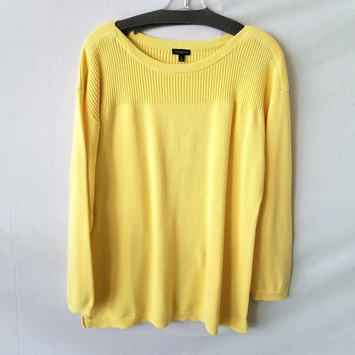 Talbots Yellow Sweater - XL