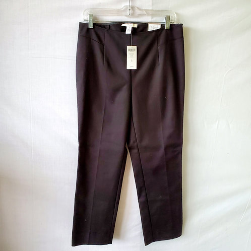 Chico's 'Ultimate Fit' Smooth Stretch Ankle Pants - size 1/M - New
