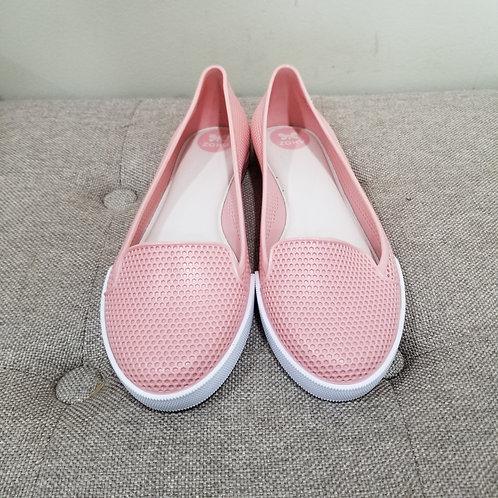 Zaxy Rubber Flats - size 8