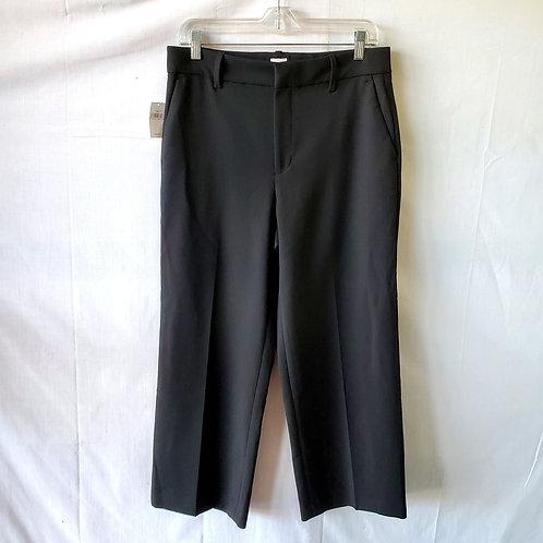 GAP High-Rise Wide Leg Crop Pants - size 8 - New