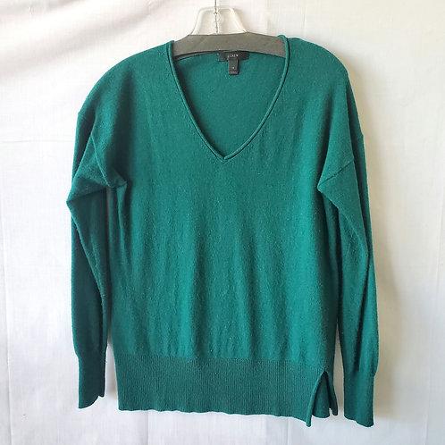 J Crew V-Neck Sweater - XS