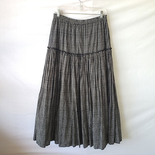 Coldwater Creek Cotton Maxi Skirt - S