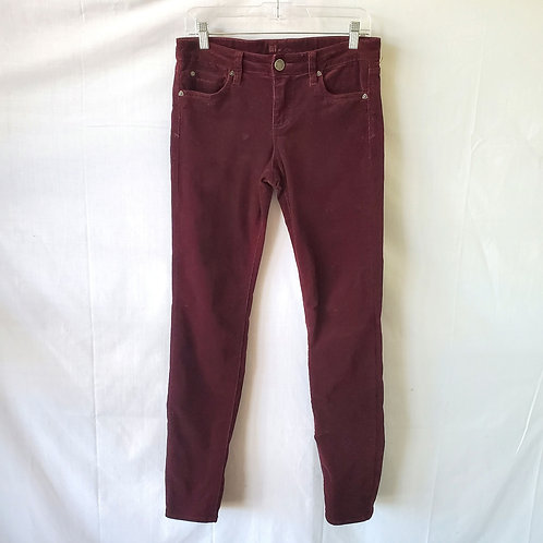 Kut from the Kloth Skinny Corduroy Pants - size 6