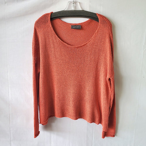 Wooden Ships by Paola Buendia Loose Knit Sweater - XS