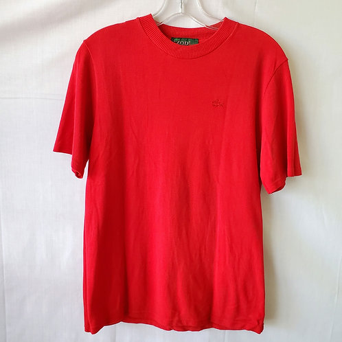 Vintage Izod Lacoste for Her Cotton Tee - M